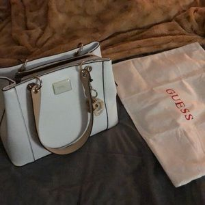 Guess purse kamryn  group. Tan handles